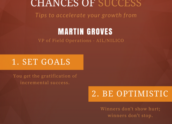 Increase Your Chances of Success